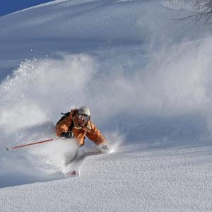 Ski hors-piste à Chamonix